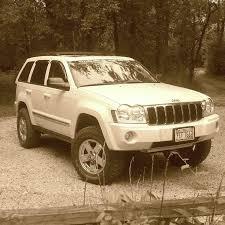 2008 lifted jeep grand 05 hemi grand 2 inch lift 31x10 5 tires 4x4 s