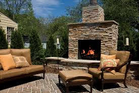 Outdoor Patio Fireplaces Outdoor Fireplaces Brick Com