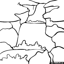 nature coloring pages 1