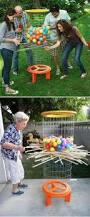 Backyard Picnic Games - shishkaball ball drop game neighborhood party carpentry and