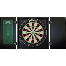 black dart board cabinet unicorn oxford dartboard cabinet set walmart canada