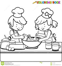 cooking coloring pages murderthestout