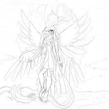 blizzard fire sketch by nashika on deviantart