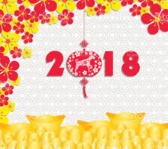 new year gold coins happy new year 2018 card is gold coins money year of dog