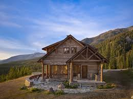 rustic stone and log homes modern stone and log homes two floor stone and log house pillars logs chairs stones windows