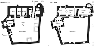 Floor Plan Castle Dunvegan Castle Floor Plan Recherche Google Tower House