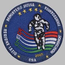 russian roscosmos space sleeve patch soyuz tma 6 eneide