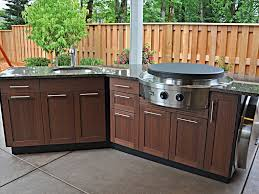 outdoor kitchen awesome outdoor kitchen design in terrace with