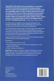 intercultural communication a critical introduction amazon co uk