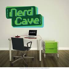 Video Game Desk by Nerd Cave 8 Bit Video Game Wall Decal Retro Gamer Wall Decor