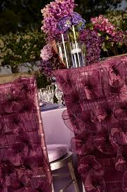 Ruffled Chair Covers Wedding Trends Ruffled Chairs Belle The Magazine