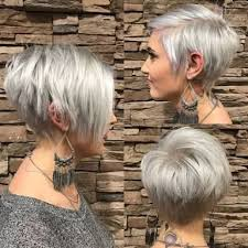 recent tv ads featuring asymmetrical female hairstyles image result for asymmetrical pixie haircuts with grey hair