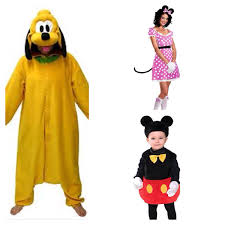 family theme halloween costumes mickey mouse clubhouse family costumes harper as mickey me as