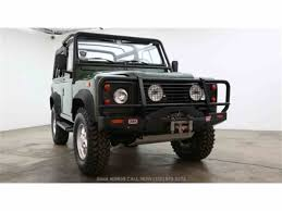 land rover jeep defender for sale 1994 land rover defender for sale classiccars com cc 1014380