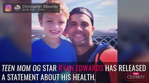 mackenzie standifer shares first pictures of ryan edwards since