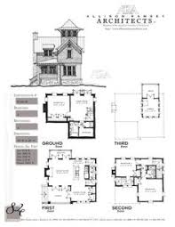 Heather Gardens Floor Plans 1878 Print Victorian Villa House Architectural Design Floor Plans