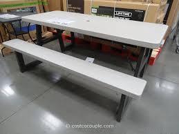 Lifetime 6ft Folding Table Lifetime Folding Tables Costco Uk Best Table Decoration