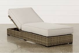 outdoor aventura chaise lounge living spaces