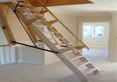 attractive retractable loft ladder hydraulic retractable stairs