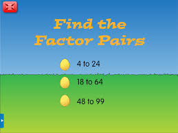 eggs factor 3 a year 5 factors u0026 multiples worksheet