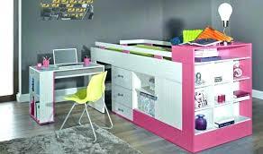 lit mezzanine enfant bureau lit mezzanine enfant avec bureau home deco