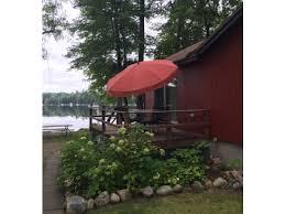 Whalen Fire Pit by Baldwin Mi Vacation Rental Cottages On Sandy Whalen Lake