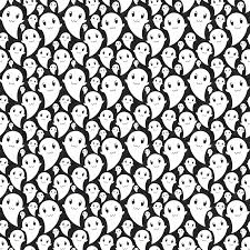 cute tile background halloween repeating pattern backgrounds