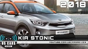 2018 kia stonic review redesign interior release date youtube