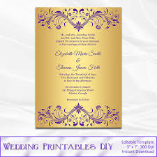 purple and gold wedding invitations purple and gold wedding invitations purple and gold wedding