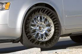 Airless Tires For Sale Car Tyre Used Michelin Spoke Airless Tire New Tire Design By Michelin The Next