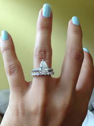 square engagement rings with band wedding rings eternity band thin teardrop engagement