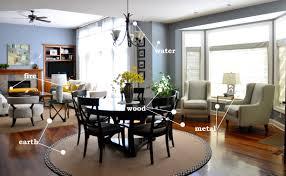 feng shui in living room home design
