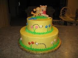 winnie the pooh baby shower cake winnie the pooh cakes decoration ideas birthday cakes