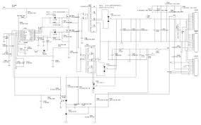 changhong lt52510f aoc l52bs83fu smps schematic 715t2919 1