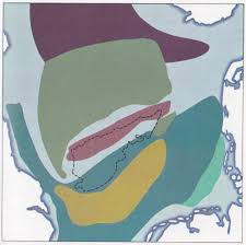 ingeniously ingeniously deep a map of north sea bivalves big think