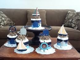 anchor baby shower decorations nautical whale sailing baby shower centerpiece