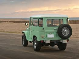 land cruiser fj40 the whole car 1966 toyota fj40 land cruiser album