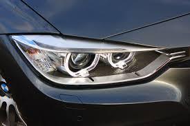 bmw headlights at night bmw 320d m sport adaptive headlights parkers