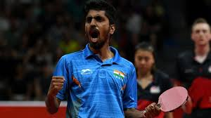 us open table tennis 2018 g sathiyan sanil shetty settle for doubles silver at thailand open