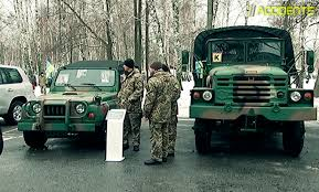 tactical vehicles ukraine wants to replace fleet of uaz tactical vehicles on kia