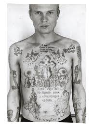 the visual encyclopaedia of russian jail tattoos vice
