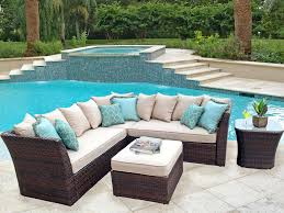 Sectional Patio Furniture Sets Wicker Sectional Patio Furniture Artrio Info