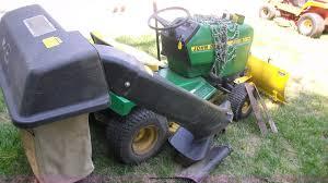 john deere 160 manual john deere 160 lawn mower item b1406 sold wednesday jul