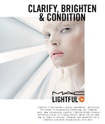mac lightful c marine bright formula softening lotion mac m a c lightful c now introducing marine bright formula