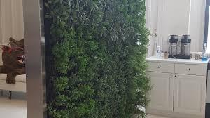 herb wall grundys plantscaping green walls