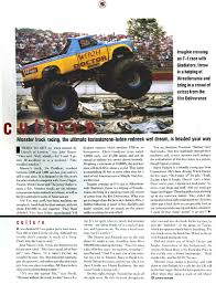 monster truck racing uk chris dixon magazines travel projects and websites