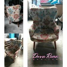 Printed Accent Chair Abalajen Printed Accent Chair