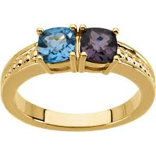 2 mothers ring gold 2 to 4 antique stones s ring