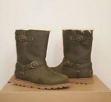 s ugg australia noira boots green ugg australia boots ebay