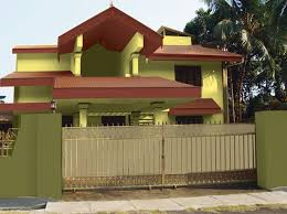 Wall Paint Colours Sense Of Exterior Colours Exterior Wall Painting Schemes Berger